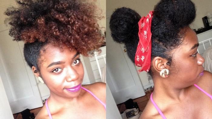 Natural Hair// 5 Easy Bad Hair DayIdeas