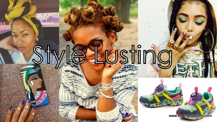 Style Lusting// Hair, Beauty and Fashion
