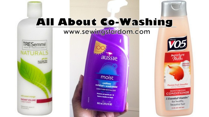 Natural Hair// All About Co-Washing